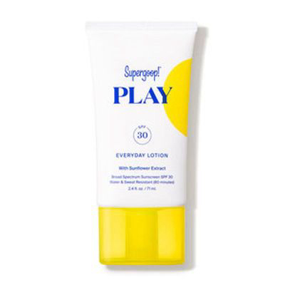 SUPERGOOP!   Play Everyday Lotion with Sunflower Extract SPF 30