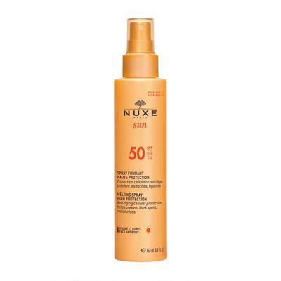NUXE   Sun Melting Spray For Face & Body