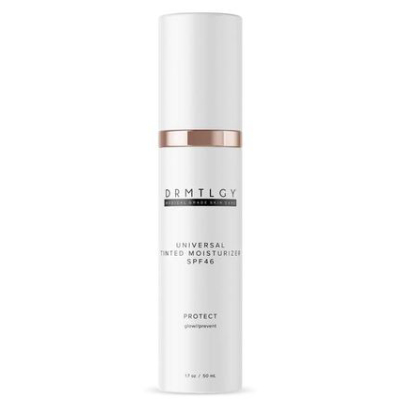 """DRMTLGY   Universal TINTED Moisturizer SPF 46 *CODE """"ZIONK"""" FOR 20% OFF"""