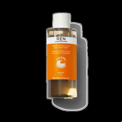REN | Ready Steady Glow Daily AHA/BHA Tonic (texture/pores)