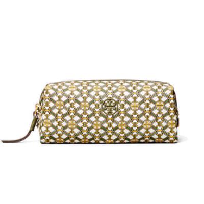 TORY BURCH | Piper Printed Long Cosmetics Bag