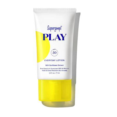 SUPERGOOP! | Play Everyday Lotion with Sunflower Extract SPF 50