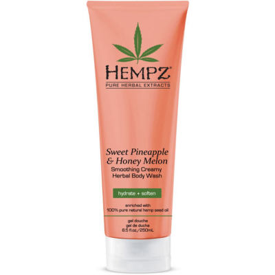 HEMPZ | Herbal Body Wash - Sweet Pineapple & Honey Melon