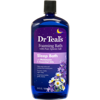 DR TEAL'S | Foaming Bath - Sleep Bath