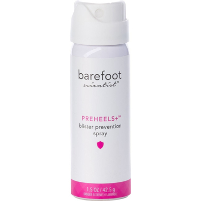 BAREFOOT SCIENTIST | Preheels+ Blister Prevention Spray