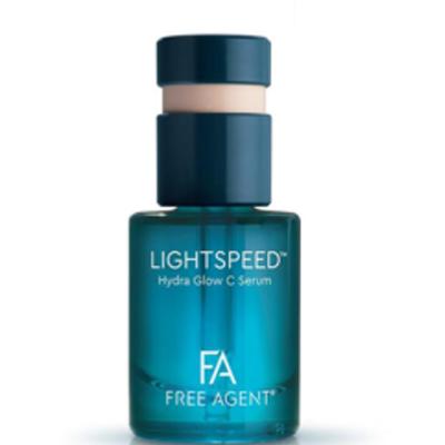 FREE AGENT   Lightspeed Hydra Glow C Serum
