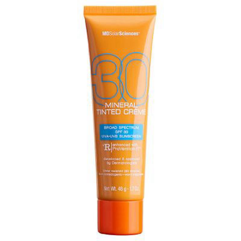 Mineral Tinted Creme Sunscreen SPF 30
