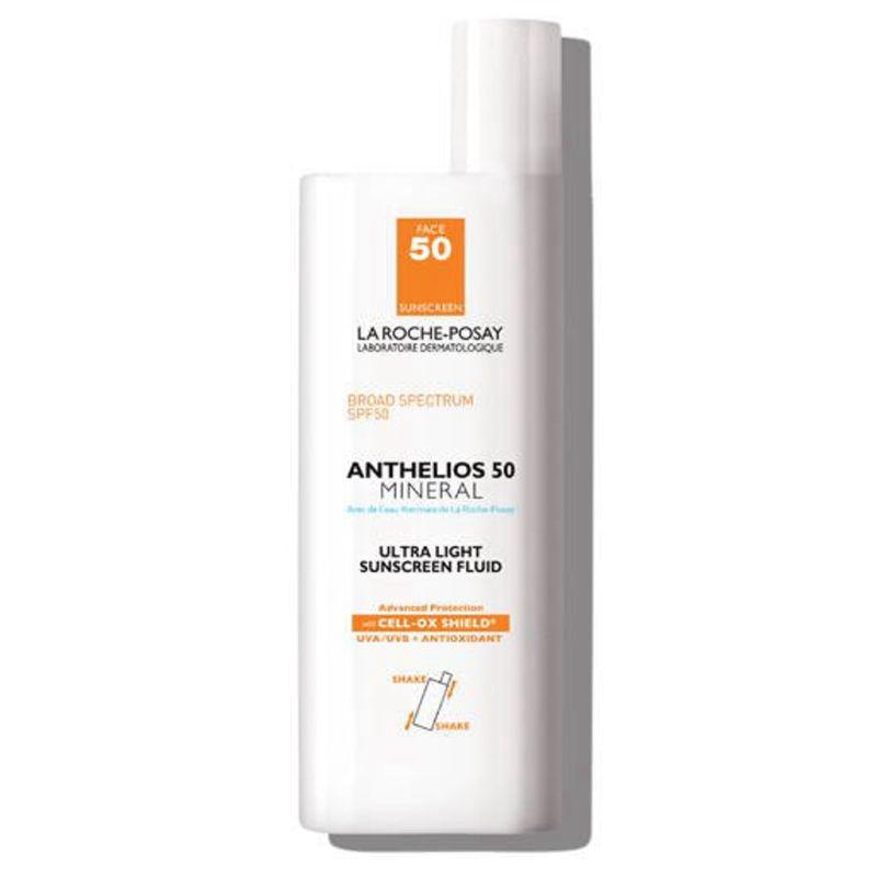LA ROCHE-POSAY | Anthelios 50 Mineral Ultra Light Sunscreen Fluid