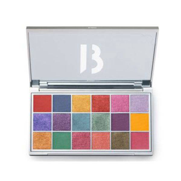 Prismic 18-Colour Eyeshadow Palette