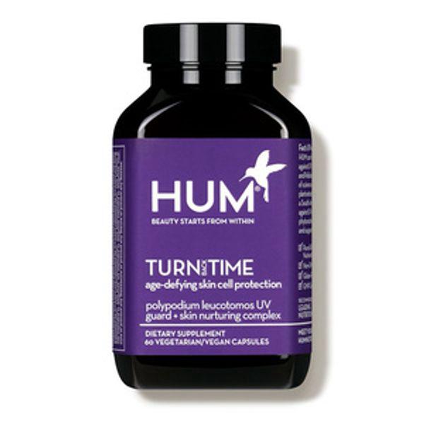 HUM NUTRITION   Turn Back Time