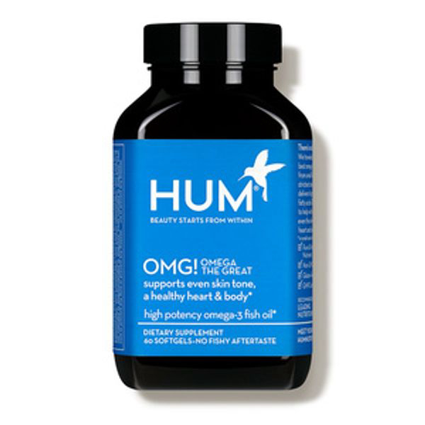 HUM NUTRITION   Omg! Omega The Great