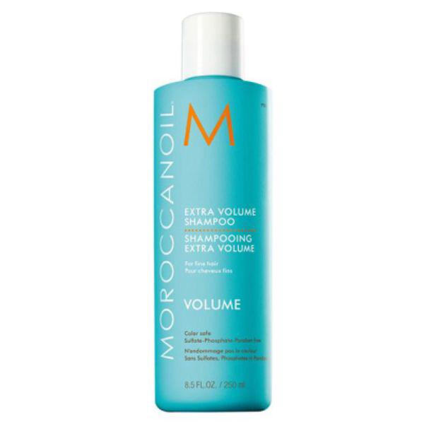 MOROCCANOIL   Moroccanoil Extra Volume Shampoo (best for fine hair)