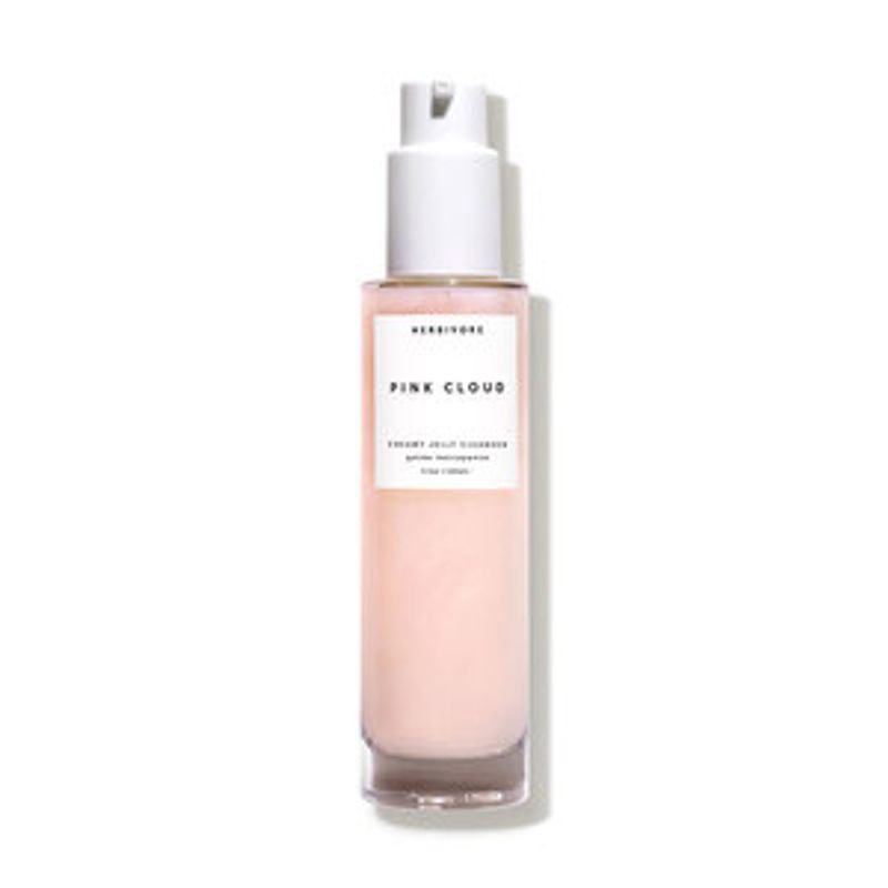 Pink Cloud Rosewater + Tremella Creamy Jelly Cleanser