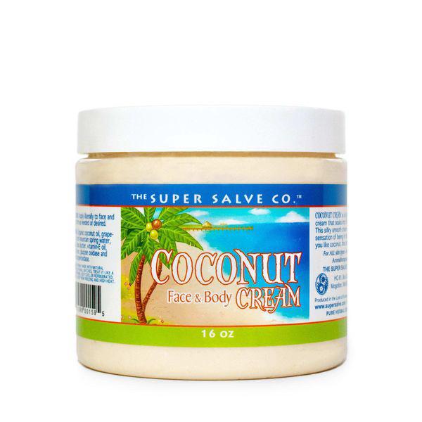 THE SUPER SALVE CO. | Coconut Cream