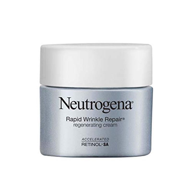 NEUTROGENA | Rapid Wrinkle Repair Regenerating Cream - Fragrance-free