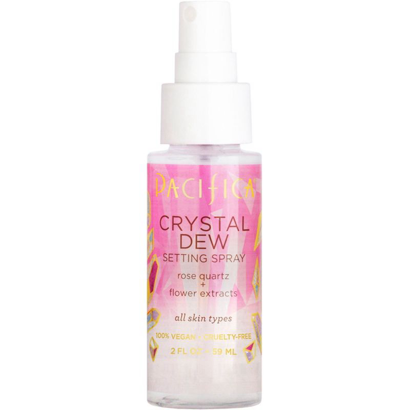 Crystal Dew Makeup Setting Spray