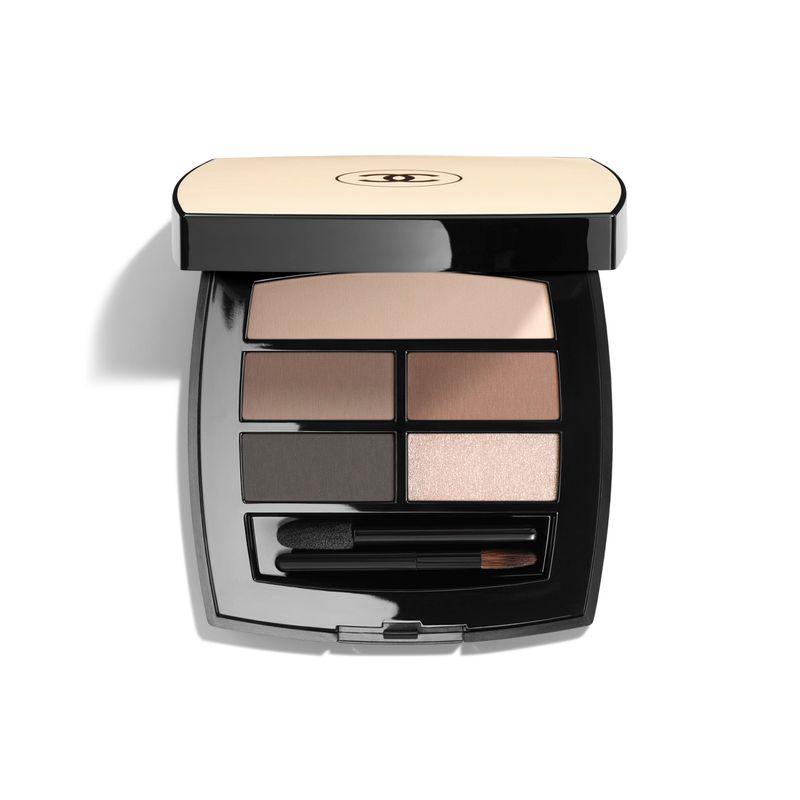 Les Beiges Healthy Glow Natural Eyeshadow Palette