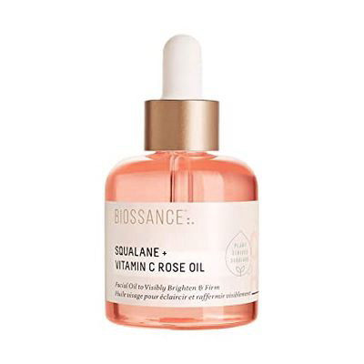 BIOSSANCE | Squalane + Vitamin C Rose Oil