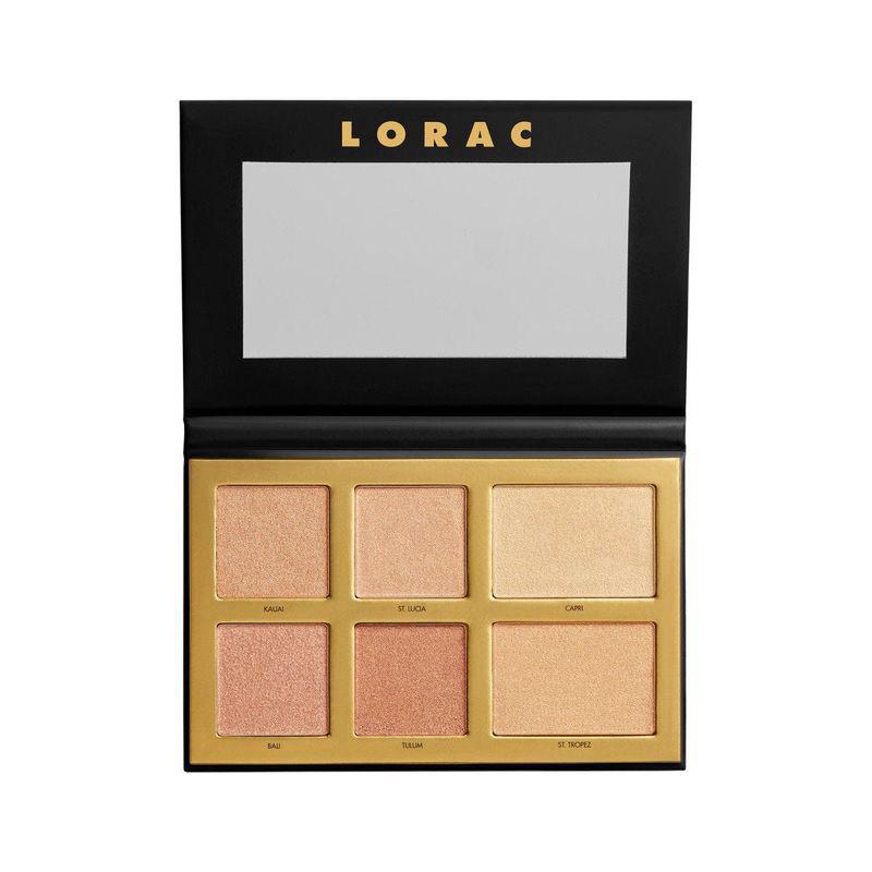 Lux Diamond Golden Hour Face Palette
