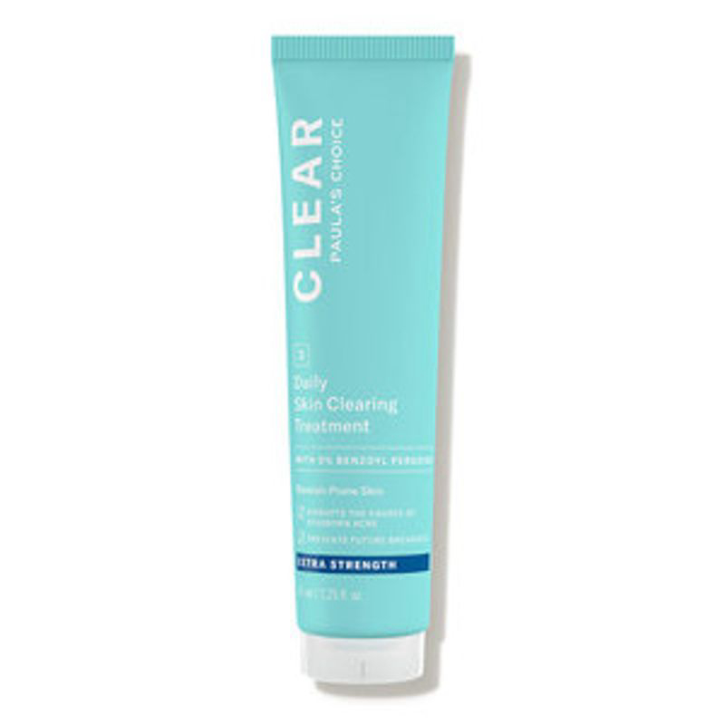 Extra Strength Daily Skin Clearing Treatment 5% Benzoyl Peroxide