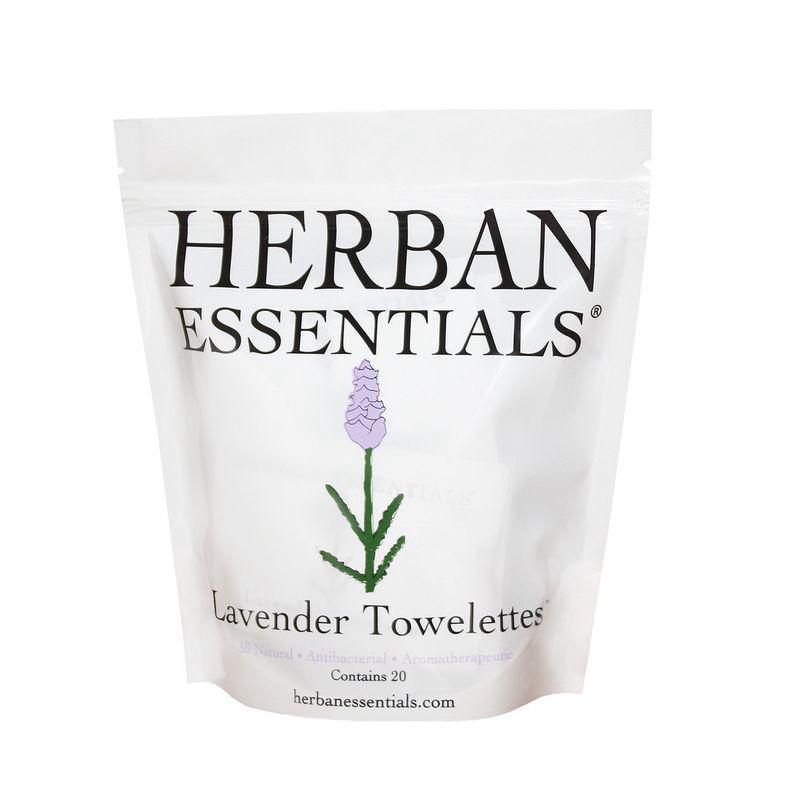 Lavender Towelettes