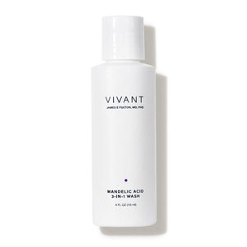 VIVANT SKIN CARE   Mandelic Acid Exfoliating Cleanser