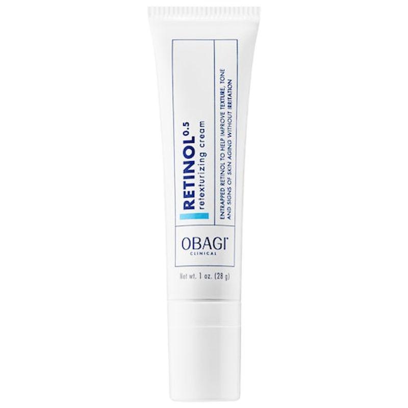 Clinical Retinol 0.5 Retexturizing Cream