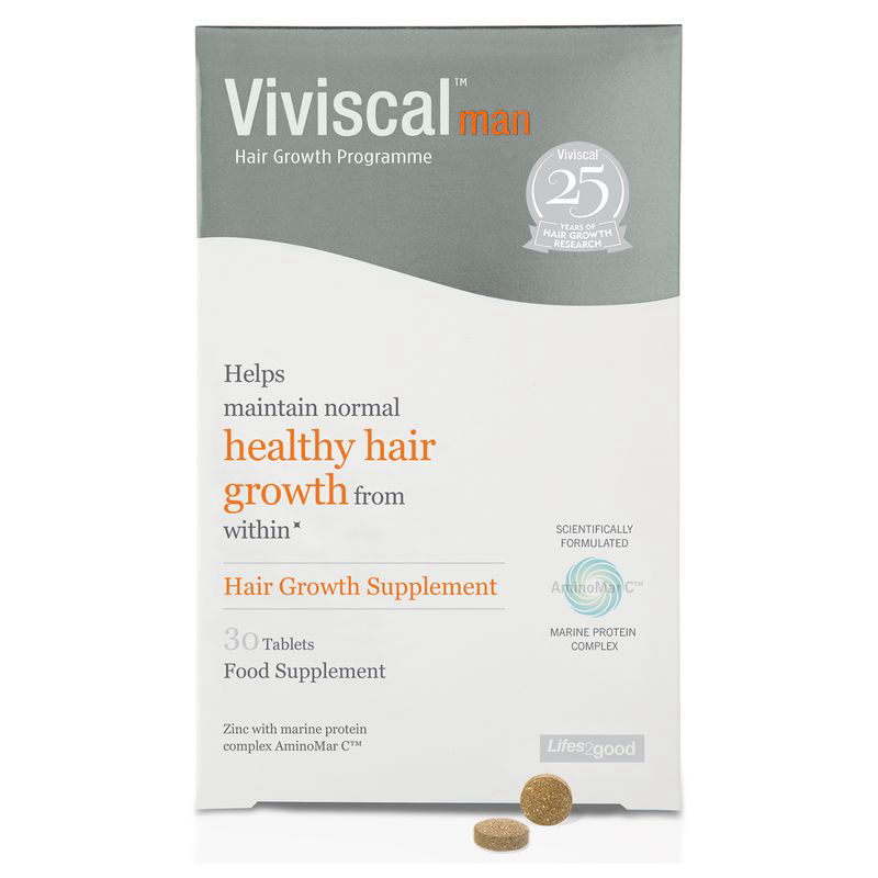 Hair Growth Supplements for Men