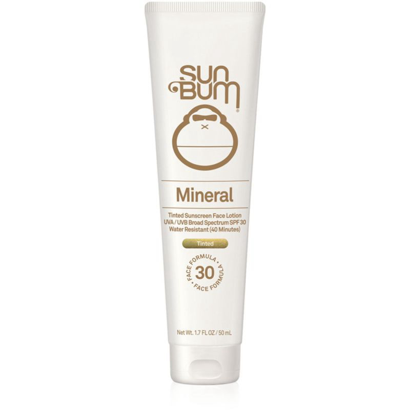 Mineral Tinted Sunscreen Face Lotion SPF 30