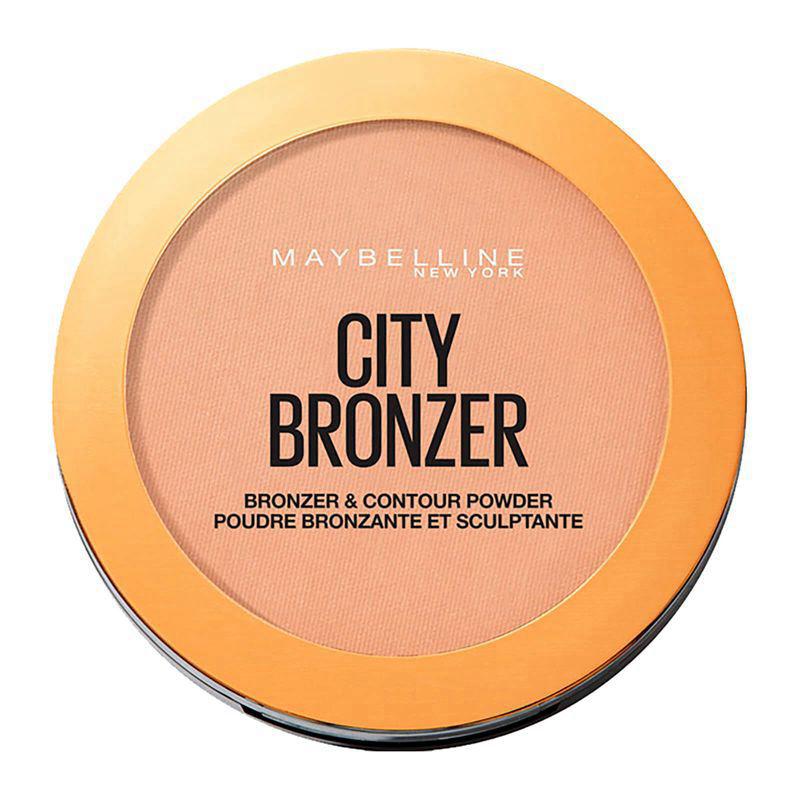 City Bronzer & Contour Powder