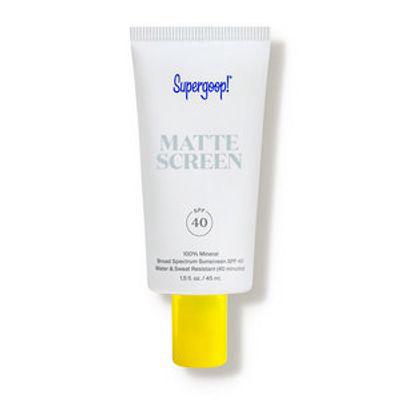 Mattescreen SPF 40