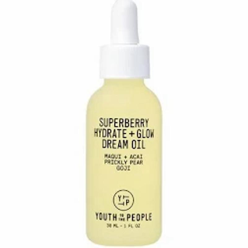 Superberry Hydrate + Glow Dream Oil